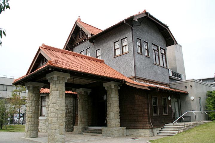 旧川上貞奴邸