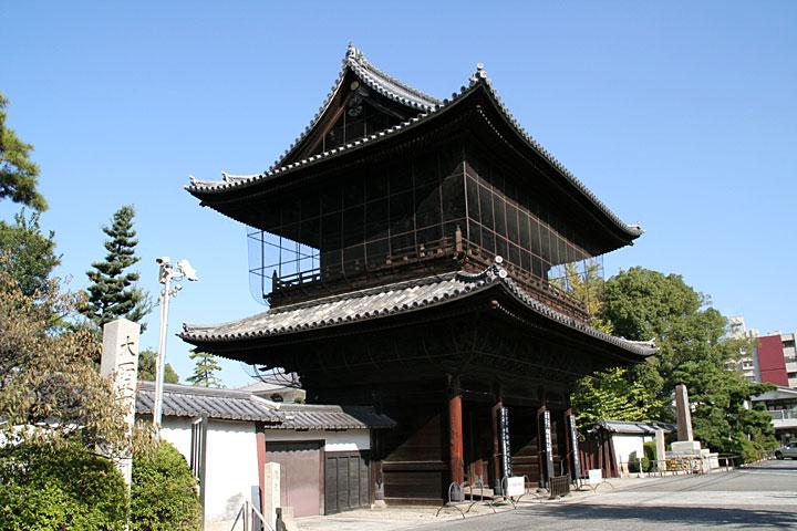 建中寺山門