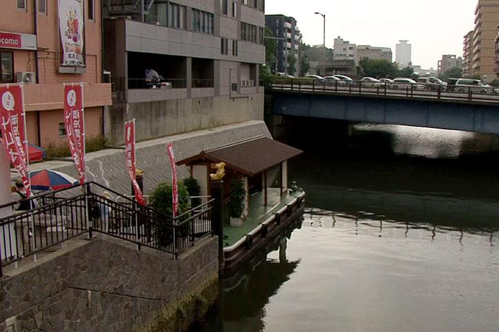 朝日橋乗船場