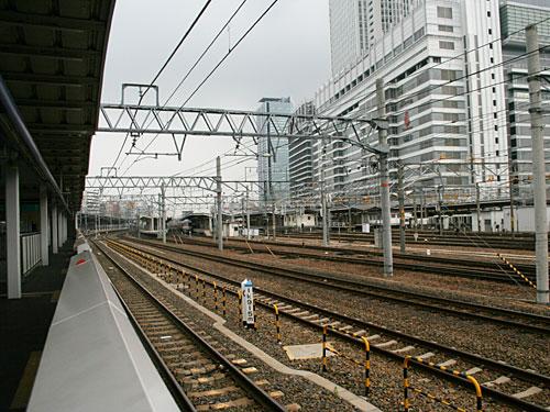 名古屋駅ホーム