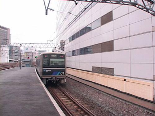 名古屋駅出発