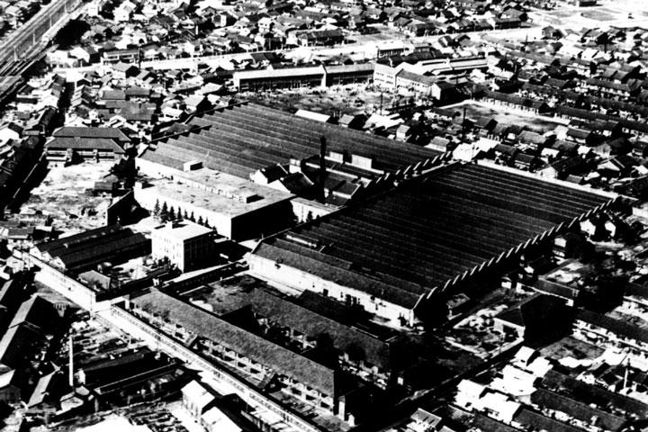 旧豊田紡織 栄生工場 提供:産業技術記念館