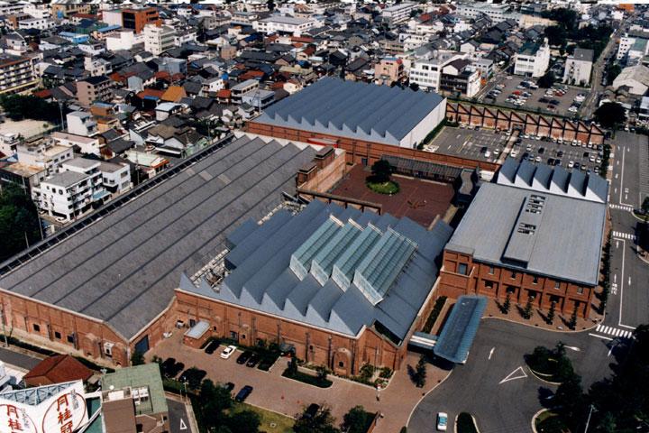 産業技術記念館 提供:産業技術記念館