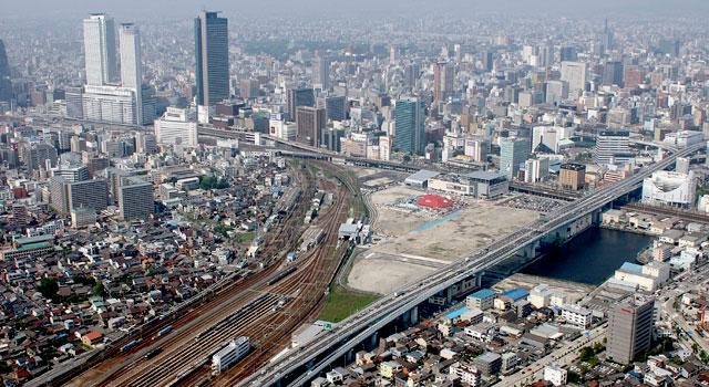 名古屋駅の鉄道路線