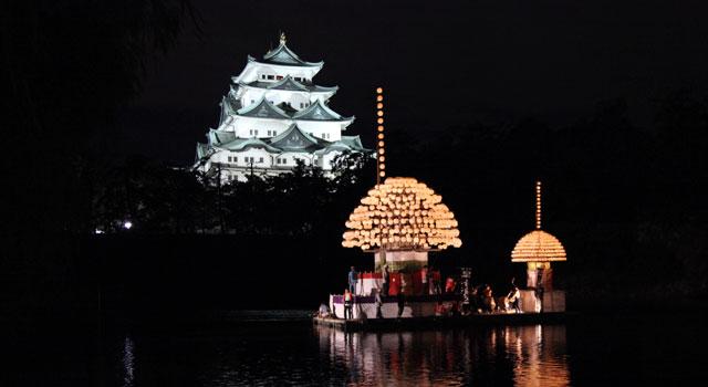 名古屋城宵祭り 2010年
