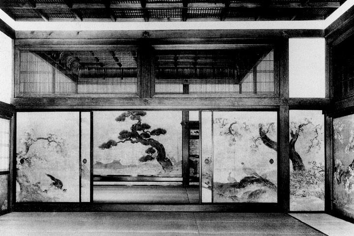 一之間から上段之間を望む 画像提供:名古屋城総合事務所
