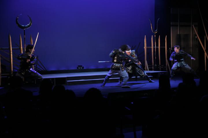 夜の陣舞台「絆~悠久の彼方へ~」