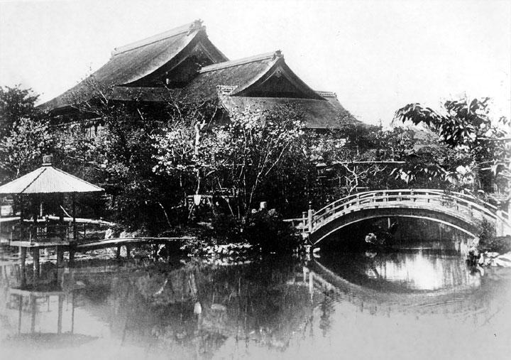 東陽館(鶴舞図書館蔵)