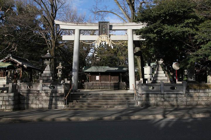 闇之森八幡社