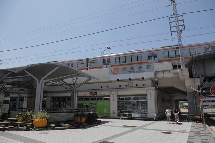 JR大曽根駅